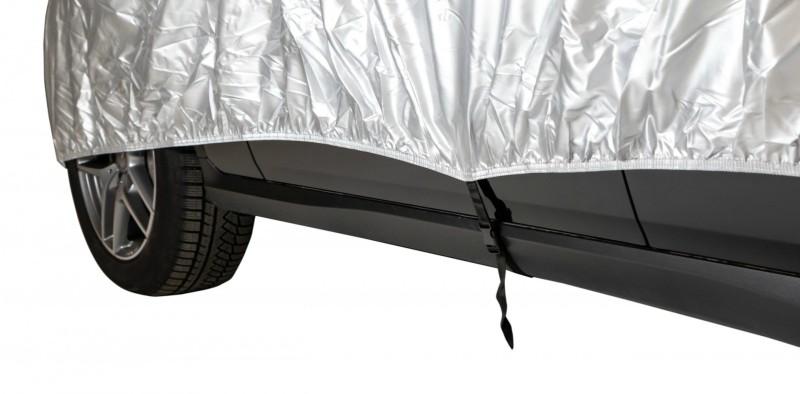 Autoabdeckungen für den Hagelschutz
