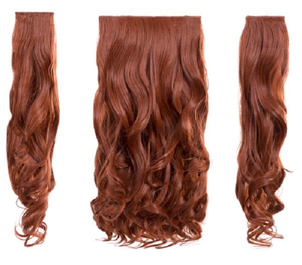 Haar Extensions können viel für Ihr Aussehen tun