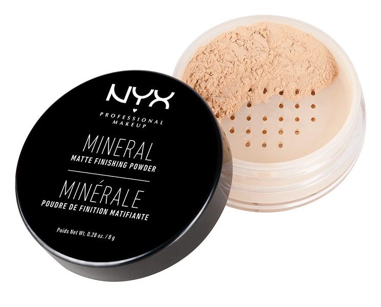 Kurze Übersicht über Nyx Kosmetik