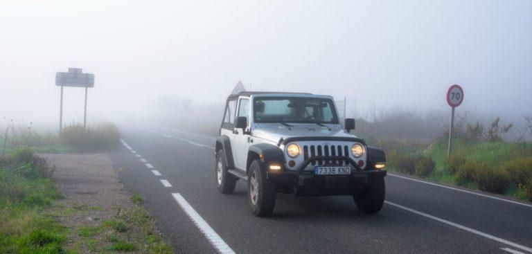 Nebelscheinwerfer, alles was Sie wissen müssen